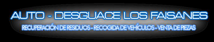 Desguace Los Faisanes Logo